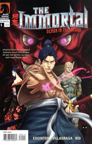 The Immortal - Demon in the Blood édition Issues