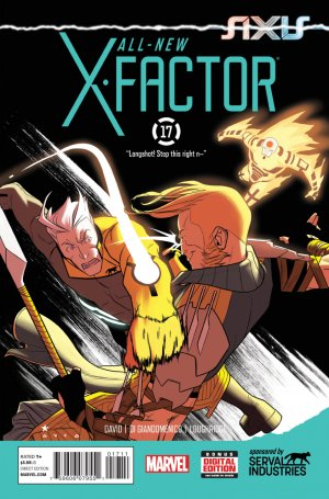 All-New X-Factor 17