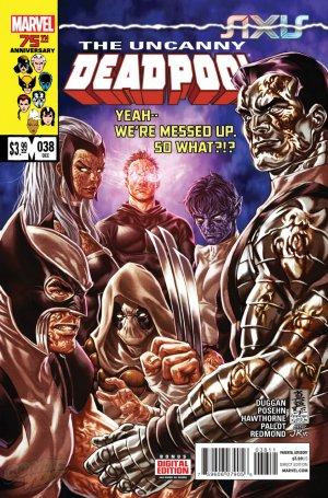Deadpool # 38 Issues V4 (2012 - 2015)