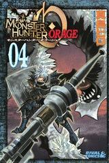 couverture, jaquette Monster Hunter Orage 4  (Kodansha)