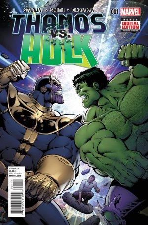 Thanos Vs Hulk édition Issues V1 (2014 - 2015)