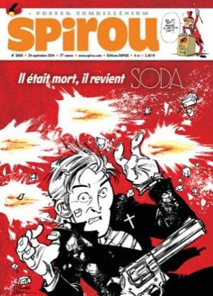 Le journal de Spirou # 3989