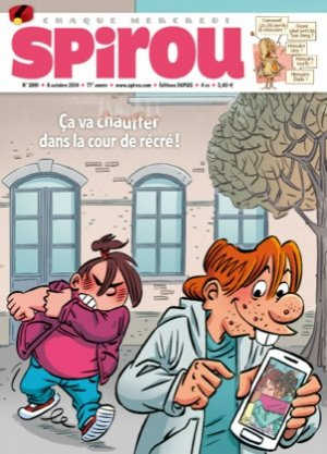 Album Spirou (recueil) # 3991