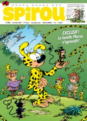 Le journal de Spirou # 3992 Simple
