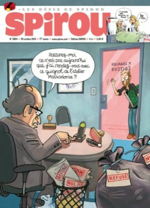 Le journal de Spirou # 3994 Simple