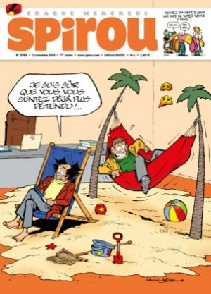 Le journal de Spirou # 3996 Simple