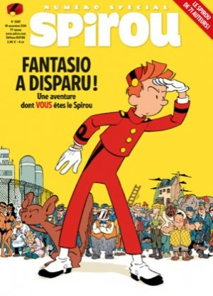 Le journal de Spirou # 3997 Simple