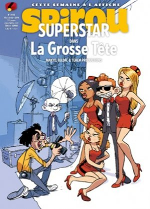 Le journal de Spirou # 3998 Simple