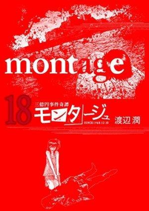 couverture, jaquette Montage 19  (Kodansha)
