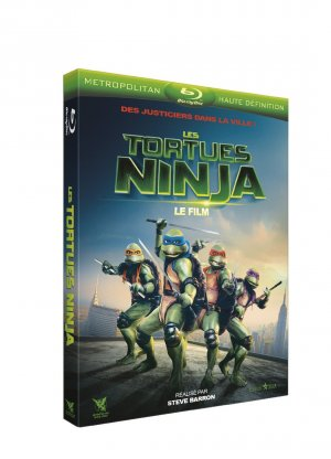 Les Tortues Ninja édition Simple