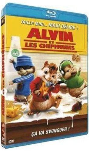 Alvin et les Chipmunks édition Simple