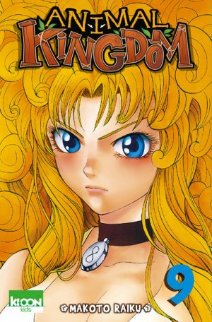 couverture, jaquette Animal Kingdom 9  (Ki-oon)