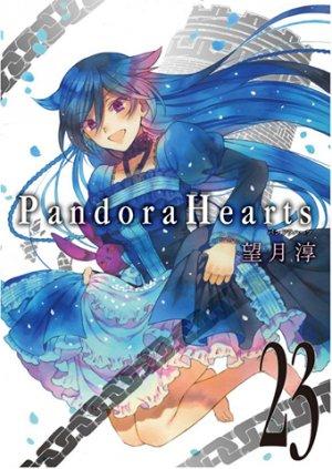couverture, jaquette Pandora Hearts 23  (Ki-oon)