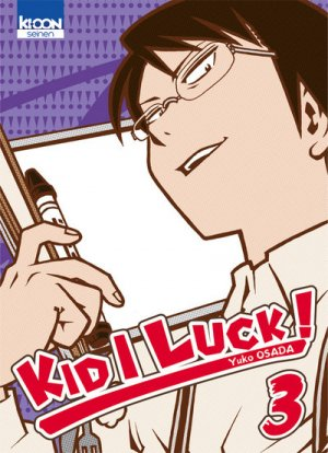 Kid I Luck T.3