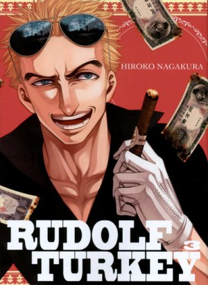 couverture, jaquette Rudolf Turkey 3  (Komikku Editions)