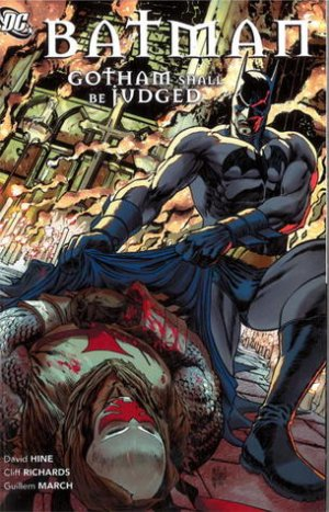 Batman - Gotham shall be judged édition TPB softcover (souple)