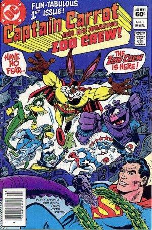 Captain Carotte édition Issues V1 (1982 - 1983)