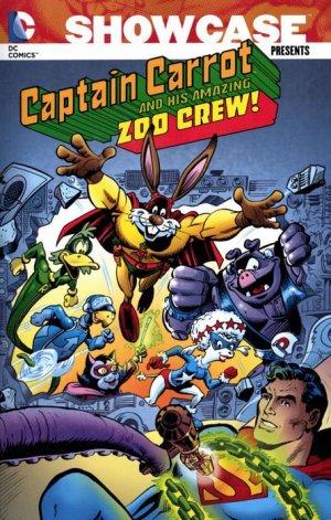 Captain Carotte édition TPB softcover (souple) - Showcase Presents