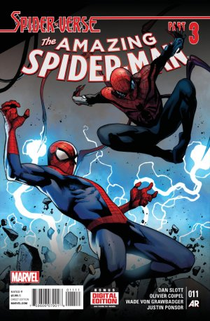 The Amazing Spider-Man # 11 Issues V3 (2014 - 2015)