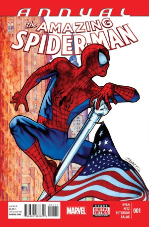 The Amazing Spider-Man édition Issues V3 - Annual (2014)