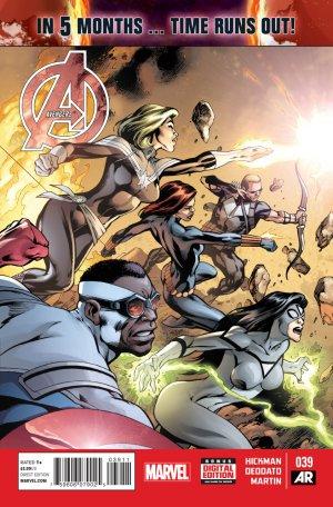 Avengers # 39 Issues V5 (2012 - 2015)