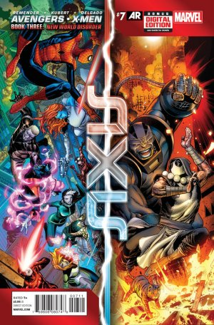 Axis # 7 Issues (2014)