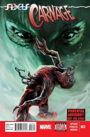 Axis - Carnage # 3 Issues V1 (2014)