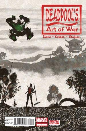 Deadpool - L'art de la guerre 3