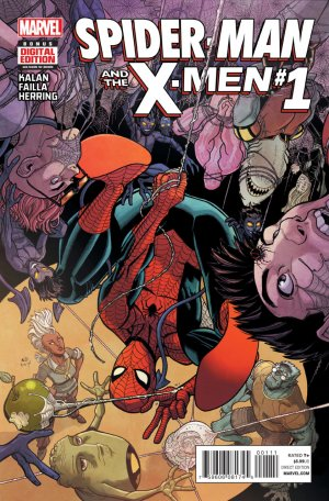 Spider-Man and The X-Men # 1 Issues (2014 - 2015)