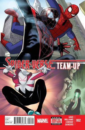Spider-Verse Team-Up # 2 Issues V1 (2014 - 2015)