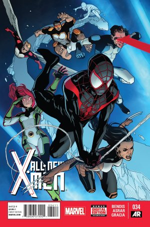 All-New X-Men # 34 Issues V1 (2012 - 2015)