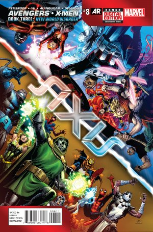 Axis # 8 Issues (2014)