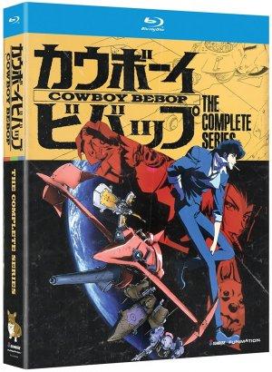 Cowboy Bebop édition Cowboy Bebop Blu-Ray