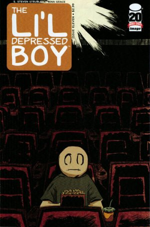 LDB - Le Petit Garçon Dépressif 11 - Three Sketches Of A Workplace Crush