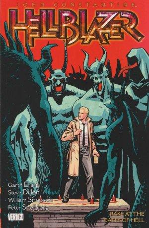 John Constantine Hellblazer # 8