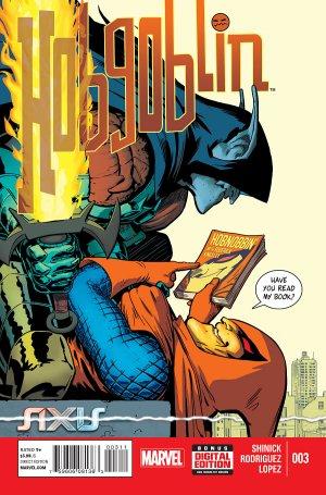 Axis - Hobgoblin # 3 Issues V1 (2014)