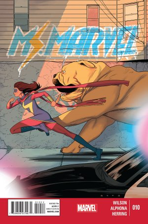 Ms. Marvel # 10 Issues V3 (2014 - 2015)