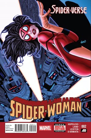 Spider-Woman # 2 Issues V5 (2014 - 2015)
