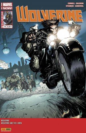 Wolverine # 19 Kiosque V4 (2013 - 2015)