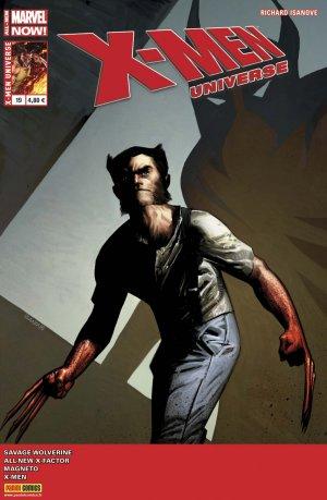 X-Men Universe # 19