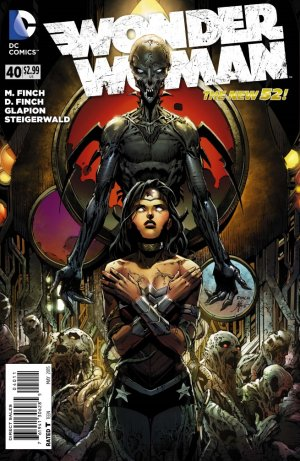 Wonder Woman # 40 Issues V4 - New 52 (2011 - 2016)