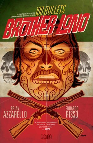 100 Bullets - Brother Lono édition TPB softcover (souple)