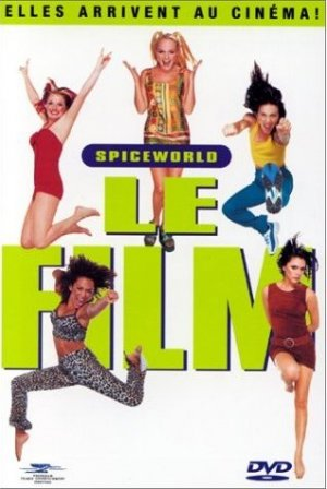 Spiceworld, le film édition Simple