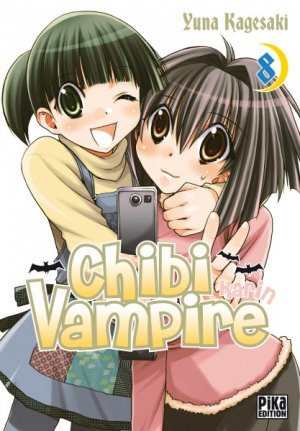 Chibi Vampire - Karin T.8
