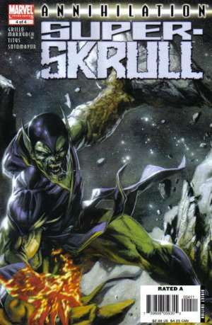 Annihilation - Super-Skrull 4