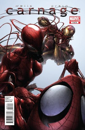 Carnage # 3 Issues V1 (2010)