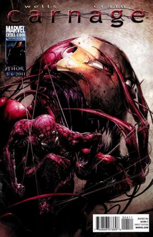 Carnage # 4 Issues V1 (2010)