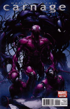 Carnage # 5 Issues V1 (2010)