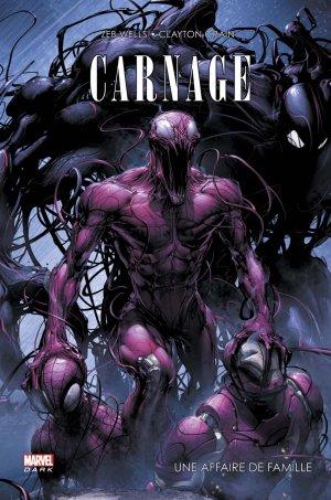 Carnage - Une affaire de famille édition TPB hardcover (cartonnée)