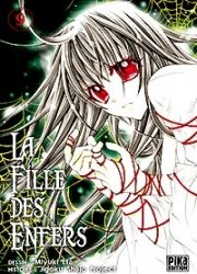 couverture, jaquette La Fille des Enfers 9  (Pika) Manga